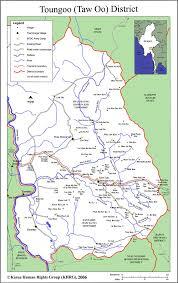 Goo Map Maps Burma Campaign Uk