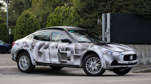 maserati truck 2014 maserati levante pre production starts official debut set for