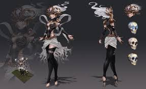 Skins Halloween Costume Skin Concept A Halloween Skin For Syndra