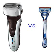 electric shaver is better than a razor for in grown hair electric shaver vs manual razor best electric shavers