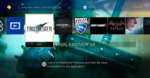 Ffvii World Map by The Coolest Ff7 Theme On Ps4 Will Only Cost You 10 87 Includes