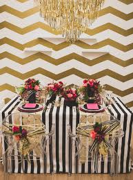 Black And White Table Cloth New Year U0027s Eve Photo Shoot On Green Wedding Shoes U2013 Ultrapom
