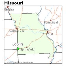 joplin mo map map of joplin missouri missouri map