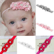 hair bands for babies flowers baby headbands ebay
