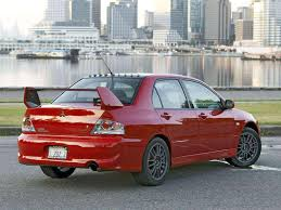 modified mitsubishi mitsubishi lancer evolution viii mr 2005 pictures information