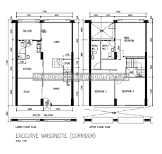 maisonette floor plan executive maisonette hdb em blk 603 elias road executive
