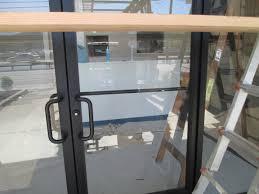 store front glass doors royalelectricstorefrontsr 2 ot glass