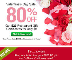 flowers coupon code restaurant promo code 25 00 certificates for 2 00 10 00