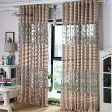 balcony curtain curtain 100x200cm striped feather window screens door balcony
