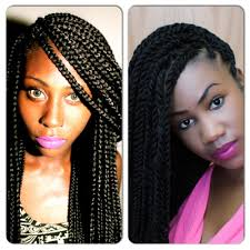 box braids vs individuals pin by adrea alexander on braids locs and more braids