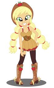 apple jack new style by sumin6301 on deviantart
