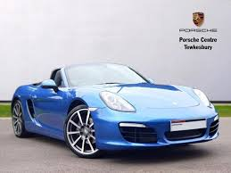 pistonheads porsche boxster used 2015 porsche boxster 2 7 2dr pdk for sale in gloucestershire