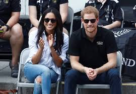 prince harry makes first formal public appearance with girlfriend