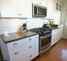 kitchen subway tile kitchen with regard to amazing white subway