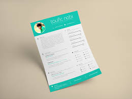 designer resume templates free best free resume templates in psd