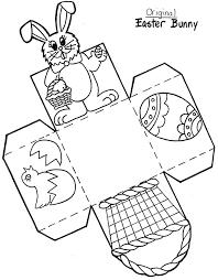 blank easter baskets easter templates save btsa co