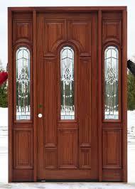 front door glass exterior doors prehung with sidelights