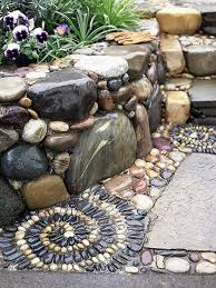 best 25 stone landscaping ideas on pinterest decorative