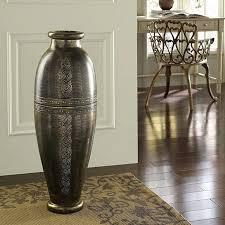 decorative metal floor vases u2013 novic me
