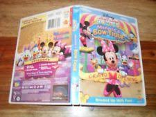 minnie s bowtique mickey mouse clubhouse minnies bow tique dvd 2010 ebay