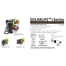 Solar Lighting Indoor by Outdoor Lighting Indoor For Boats Led Solarlife I5 Series