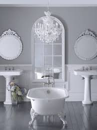 classic bathroom ideas soft grey wall color for classic bathroom ideas with white