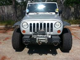 2007 jeep unlimited rubicon 2007 jeep wrangler unlimited 4x4 rubicon 4dr suv in slidell la