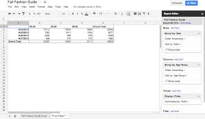 Google Spreadsheet Charting In Google Spreadsheets Vs Datahero