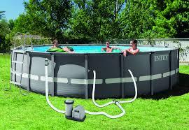 Intex Pools 18x52 Intex 20 U0027 X 48