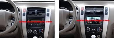 hyundai tucson navigation for 2003 2008 hyundai tucson car dvd player gps navigation touch