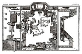 221b baker street floor plan the scene of deduction drawing 221b baker street arts culture