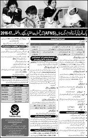 join pak army in armed forces nursing service afns 20167