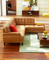 Leather Sofa Chaise by Best 25 Leather Sectional Sofas Ideas On Pinterest Leather