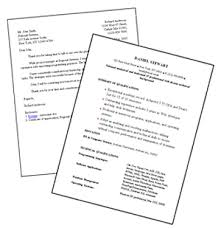 cover letter and resume 11 resume and the brilliant difference
