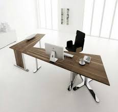 modern office table beautiful modern office desk cool white and black themed modern