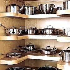 kitchen pan storage ideas pot and pan storage cabinet diy pot and pan cabinet storage
