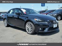 lexus cars 2014 used lexus is 250 at bmw of san diego serving san diego el cajon