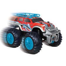 remote control monster jam trucks black series remote control land u0026 water rover