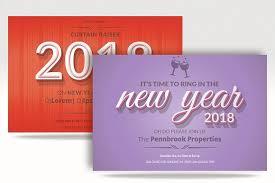 new year invitation card new year invitation card templates card templates creative market