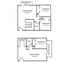 studio apartment floor plans 700 sq ft 2 bedroom floor plan 700 square