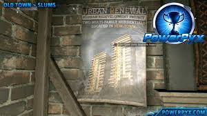 Hd Antenna Map Dying Light How To Fast Travel Between Slums Old Town And