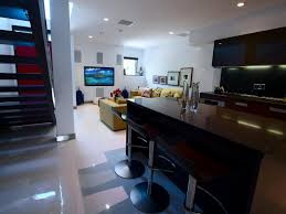 Cool Finished Basements Add Style To Your Finished Basement Hgtv