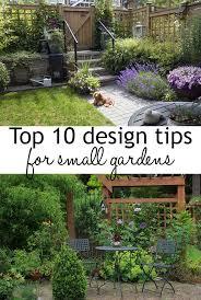 Gardening Pictures Best 25 Small Gardens Ideas On Pinterest Small Garden Design