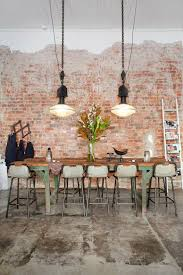 exposed brick wall lighting exposed brick walls design inspiration woods weaves