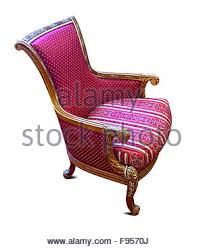 Red Armchair Luxurious Vintage Red And Gold Armchair Stock Photo Royalty Free