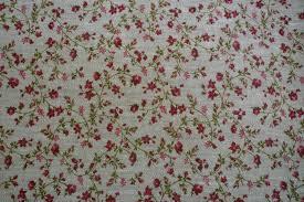 nappe en coton enduit nappe en lin fleuri mila