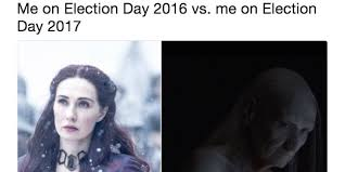 Before And After Meme - people posting hilarious before and after election 2016 vs 2017