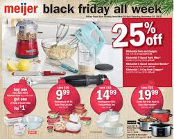 kitchenaid mixer black friday meijer black friday sale november 25 2016 u2022 bargains to bounty