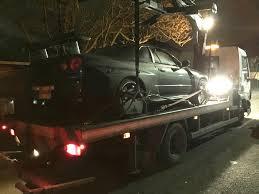 nissan skyline police car sutton police recover stolen nissan skyline sports car from