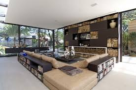 Creative Living Room Design By Using A Modernist Interior Inside - Creative living room design